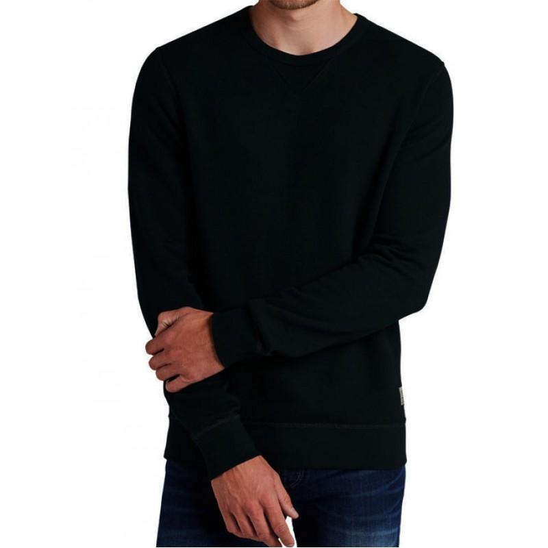 JACK   JONES μπλούζα ανδρική μακρυμάνικη-μαύρο 12115919 55359490f8b