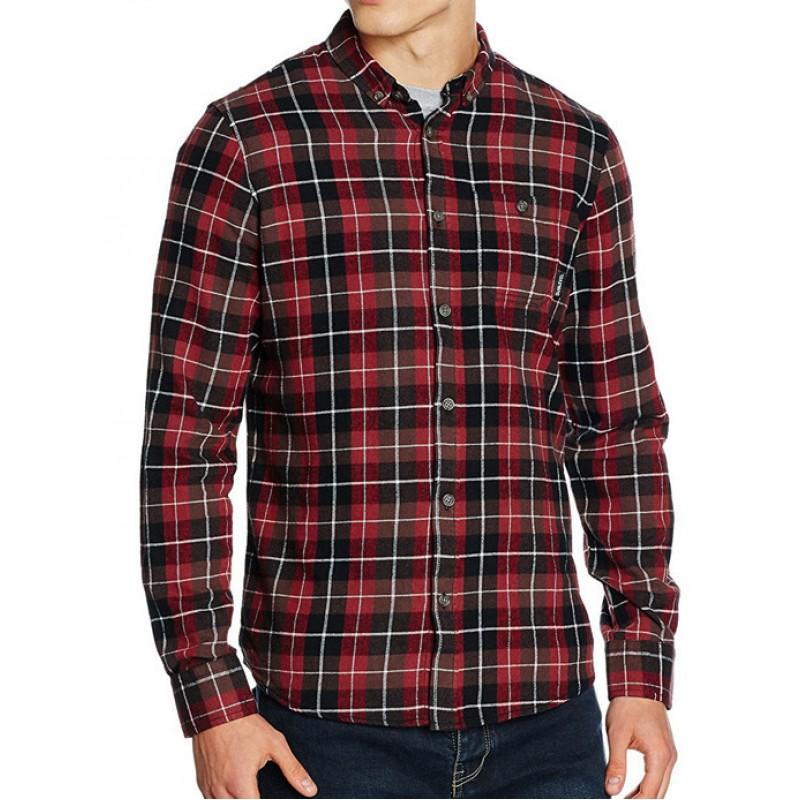 2b59ca3da0dc SUBLEVEL πουκάμισο ανδρικό-κόκκινο